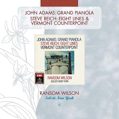 Random Wilson: Adams and Reich by Various Artists