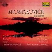 Shostakovich Film Festival by Derek Han