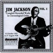 Jim Jackson Vol. 1 (1927-1928) by Jim Jackson