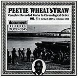 Peetie Wheatstraw Vol. 5 1937-1938 by Peetie Wheatstraw