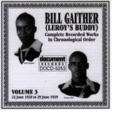 Bill Gaither Vol. 3 1938-1939 by Bill Gaither