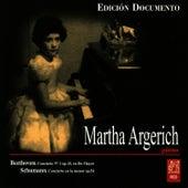L.Van Beethoven / R.Schumann by Martha Argerich