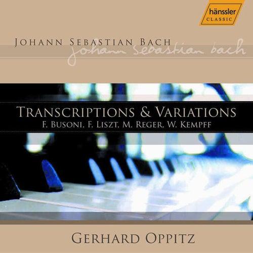 Transcriptions & Variations by Johann Sebastian Bach