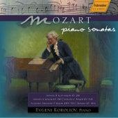Piano Sonatas (2003) by Wolfgang Amadeus Mozart