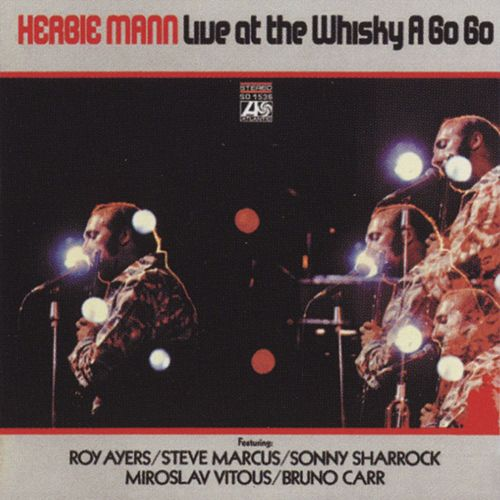 Live At The Whiskey by Herbie Mann