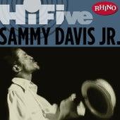 Rhino Hi-Five: Sammy Davis Jr. by Sammy Davis, Jr.