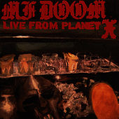 Live From Planet X by MF DOOM