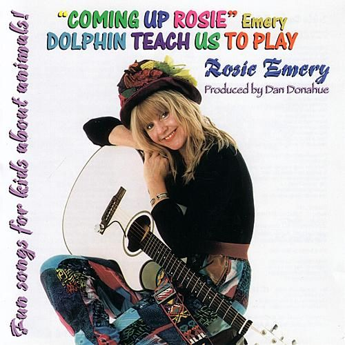'Coming Up Rosie' Emery - Dolphin Teach Us To Play by Rosie Emery