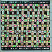 Morton Feldman: Piano and String Quartet by Kronos Quartet