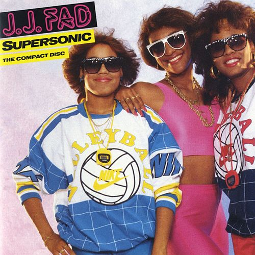 Supersonic  The Album by J.J. Fad