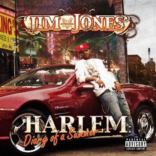 Harlem: Diary Of A Summer by Jim Jones