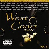 West Coast Ballin' Vol. 2 by Various Artists