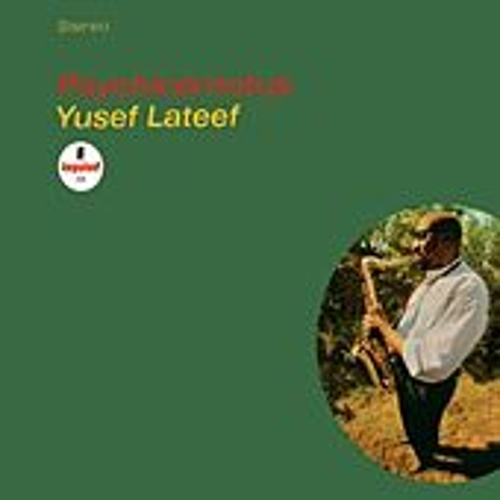 Psychicemotus by Yusef Lateef