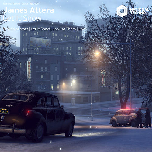 Let It Snow by James Attera