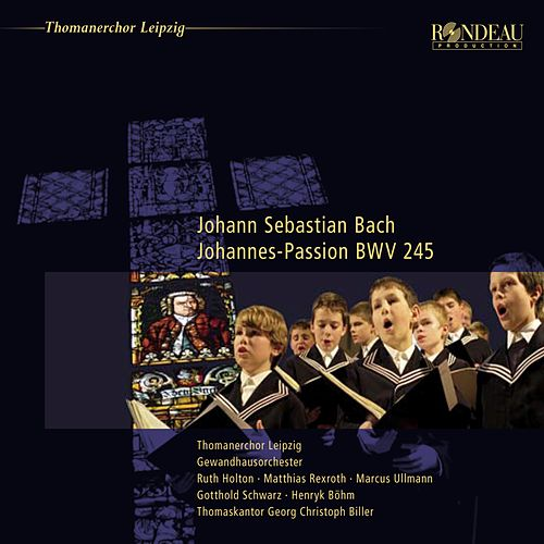 Bach: Johannes-Passion by Ruth Holton