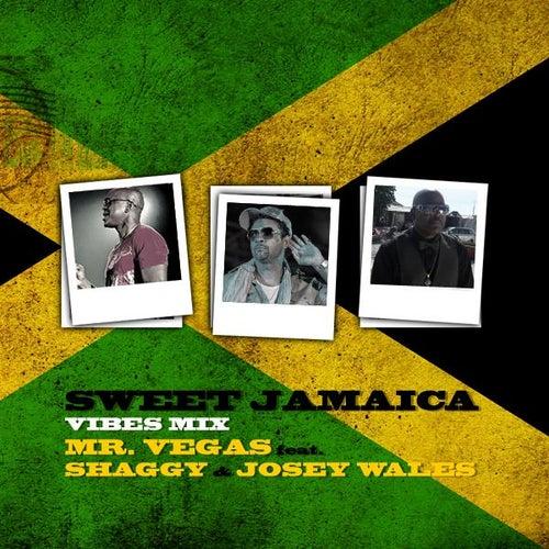 Sweet Jamaica Feat. Shaggy & Josey Wales by Mr. Vegas