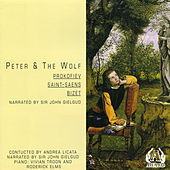Peter & The Wolf: Prokofiev : Saint-saens : Bizet by Royal Philharmonic Orchestra
