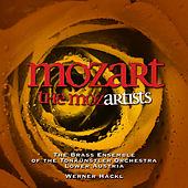 Mozart – The Mozartists by The Brass Ensemble of the Tonkuenstler Orchestra Lower Austria