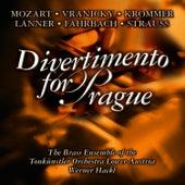 Divertimento for Prague by The Brass Ensemble of the Tonkuenstler Orchestra Lower Austria