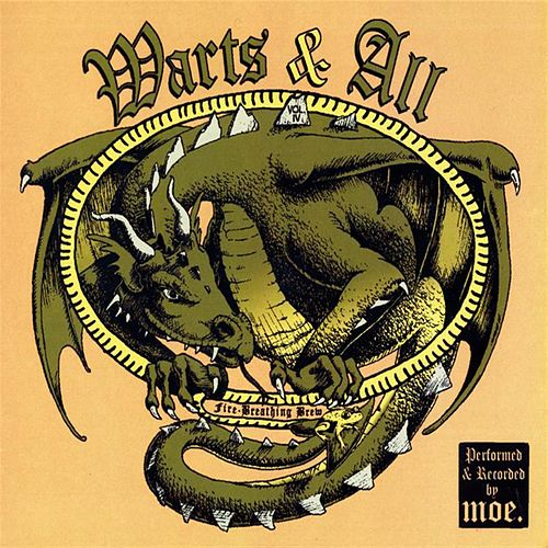 Warts and All, Vol. 4 by moe.