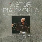 Concierto Para Bandoneon/Tres Tangos by Astor Piazzolla