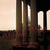 Brahms: Serenade Op. 10 / Dohnanyi: Sextet No. 2 by Dmitry Sitkovetsky