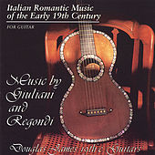 Italian Romantic Music of the Early 19th Century by Douglas James