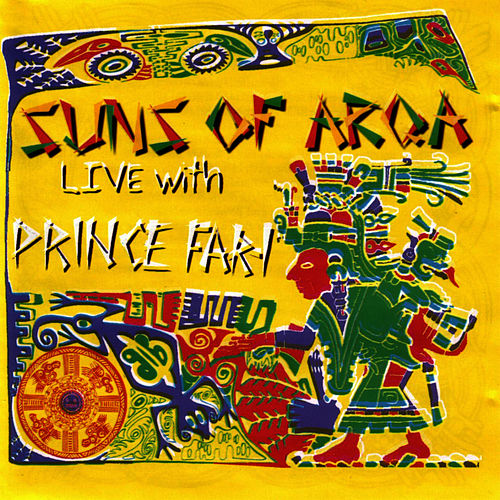 Live With Prince Fari-I by Prince Far I