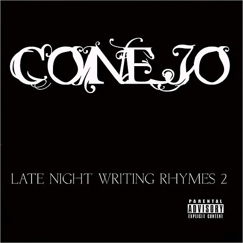 Late Night Writing Rhymes 2 by Conejo
