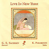Live In New York by G.S. Sachdev