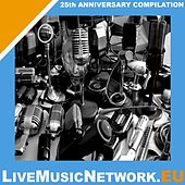 LiveMusicNetwork.eu 25th Anniversary by Various Artists