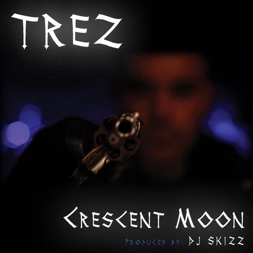 Crescent Moon by Trez