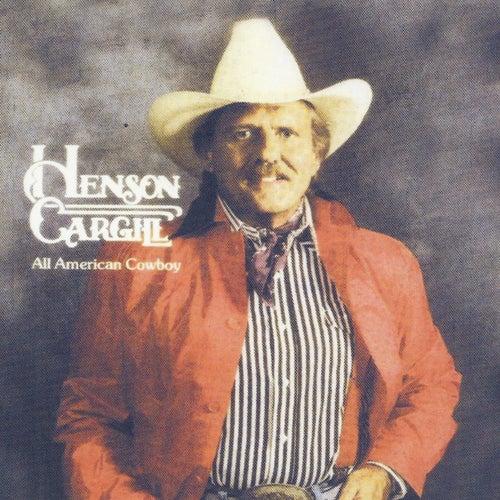 All-American Cowboy by Henson Cargill