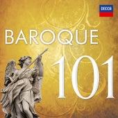 101 Baroque von Various Artists