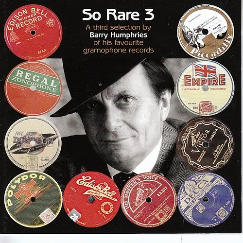 So Rare 3 by Various Artists