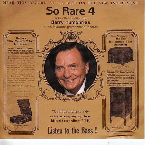 So Rare 4 by Various Artists