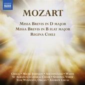 Mozart: Missa Brevis - Regina Coeli by Various Artists