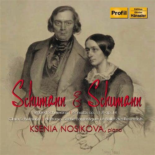 Schumann & Schumann by Ksenia Nosikova
