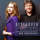 Beethoven Violin and Piano Sonatas by Various Artists