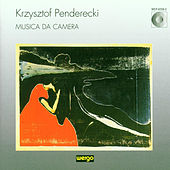 Krzysztof Penderecki: Musica Da Camera by The Silesian String Quartet