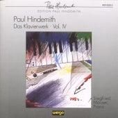 Paul Hindemith: Das Klavierwerk - Vol.4 by Siegfried Mauser