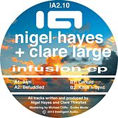 Infusion - Single by Nigel Hayes