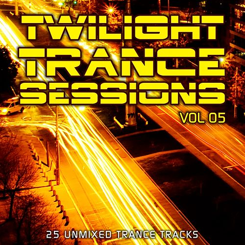 Twilight Trance Sessions Vol. 5 - EP by Various Artists