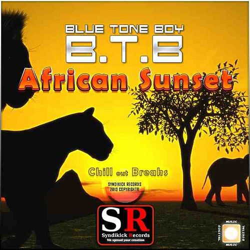 African Sunset by B.T.B. Blue Tone Boy
