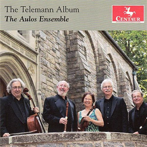 The Telemann Album (Aulos Ensemble) by The Aulos Ensemble