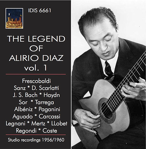 The Legend of Alirio Diaz, Vol. 2 (1956-1960) by Alirio Diaz