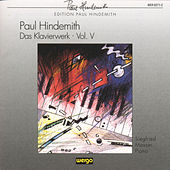 Paul Hindemith: Das Klavierwerk - Vol.5 by Siegfried Mauser