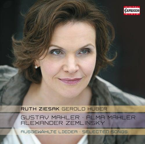 Mahler - Mahler-Werfel - Zemlinsky: Ausgewähl Lieder by Ruth Ziesak