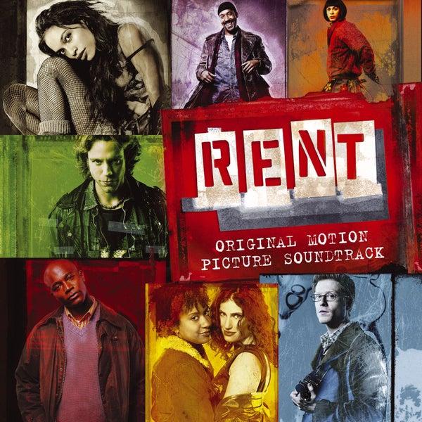 Rent - Original Motion Picture Soundtrack (Soundtrack ...