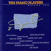Ten Piano Players, Vol. Two by Various Artists